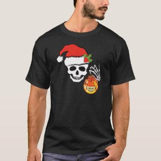 T-shirt Crâne de Noël