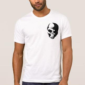 T-shirt Crâne d'épaule