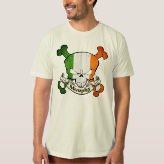 T-shirt Crâne d'Irlandais de Murphy