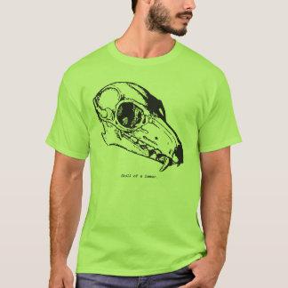 T-shirt Crâne d'un lémur