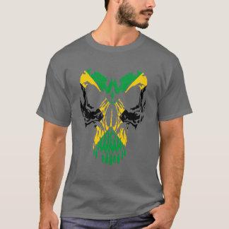 T-shirt crâne Jamaïque