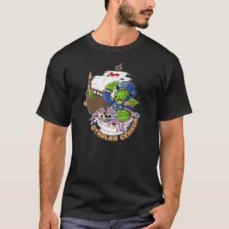 T-shirt Craquement V2 de Cthulhu