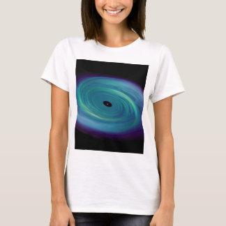 T-shirt Cravate de trou noir