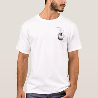 T-shirt Créations d'Arron Lowe en verre