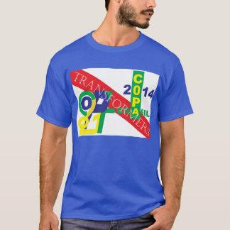 T-shirt créativité et audace