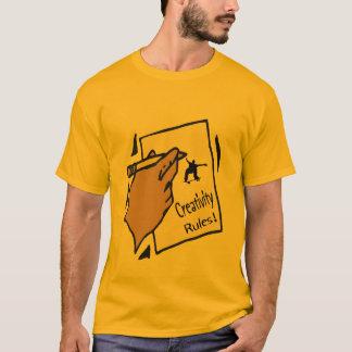 T-shirt Créez