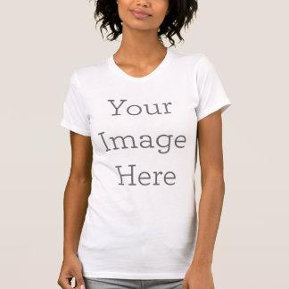T-shirt Créez la douille courte de vos propres femmes