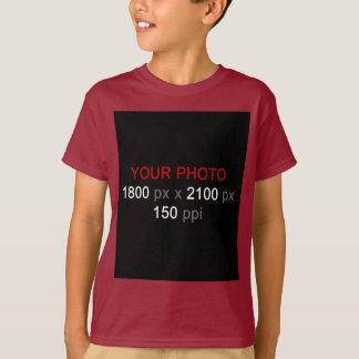 T-shirt Créez votre propre coutume