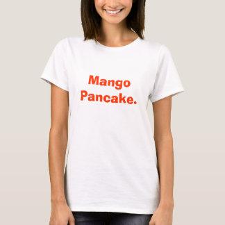 T-shirt Crêpe de mangue