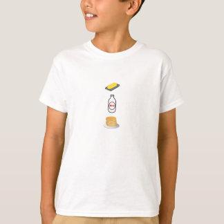T-shirt Crêpes de lait de beurre