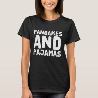 T-shirt crêpes et pyjamas