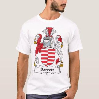 T-shirt Crête de famille de Barrett