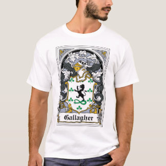 T-shirt Crête de famille de Gallagher