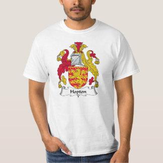 T-shirt Crête de famille de Hopton