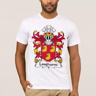 T-shirt Crête de famille de Laugharne
