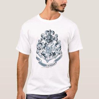 T-shirt Crête de Harry Potter | Hogwarts - bleu