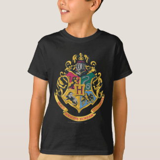 T-shirt Crête de Harry Potter | Hogwarts - polychrome
