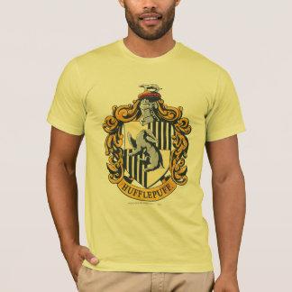 T-shirt Crête de Hufflepuff