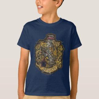 T-shirt Crête de Hufflepuff - détruite