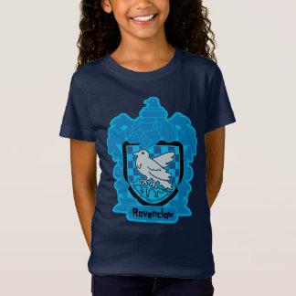 T-Shirt Crête de Ravenclaw de bande dessinée