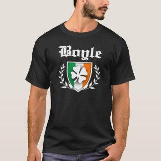 T-shirt Crête de shamrock de Boyle