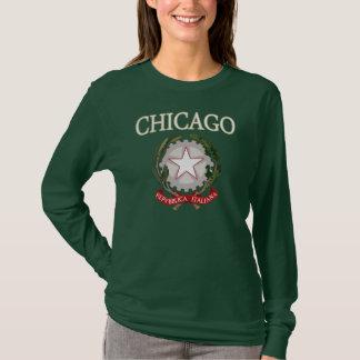 T-shirt Crête d'Italien de Chicago
