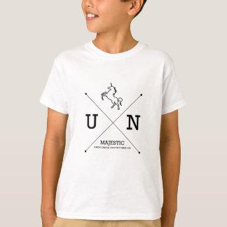 T-shirt Crête majestueuse de la licorne X