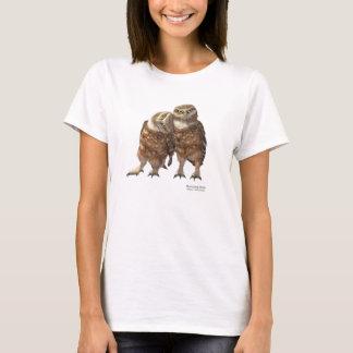 T-shirt Creuser des hiboux