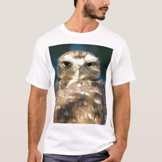 T-shirt Creuser le hibou