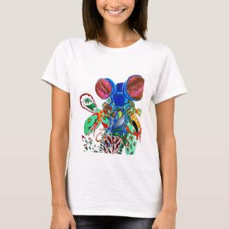 T-shirt Crevette de clown