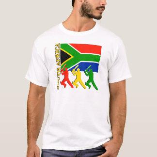 T-shirt Cricket Afrique du Sud
