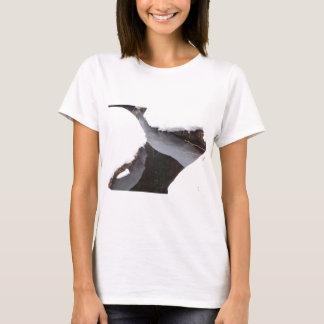 T-shirt Crique congelée