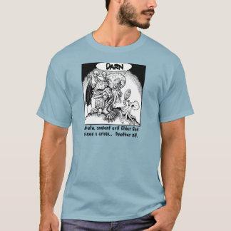 T-shirt Crise de Cthulhu