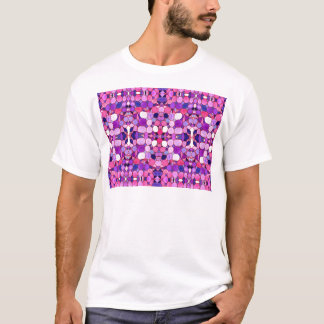 T-shirt Cristal pourpre Musée-Inspiré