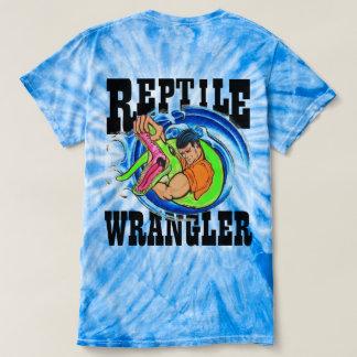 T-shirt Croc de COWBOY de REPTILE