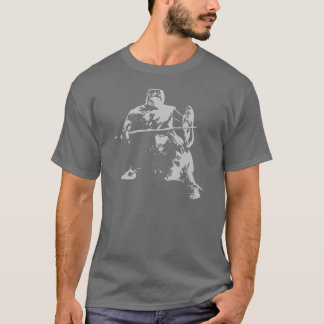 T-shirt Croisé de fer de lance - régiment de parachute