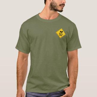 T-shirt Croisement d'Akita [Xing]