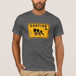 T-shirt Croisement étranger