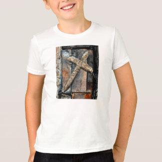T-shirt Croix de force et de prière pour la guérison