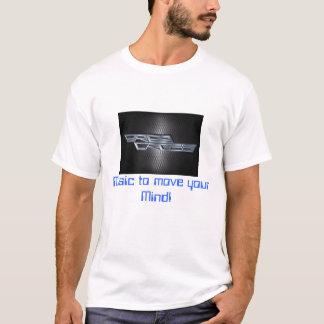 T-shirt CROIX du DJ GREG, musique pour déplacer votre
