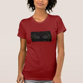 T-shirt Croquis par radio