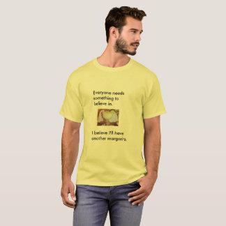T-shirt Croyance à la quelque chose
