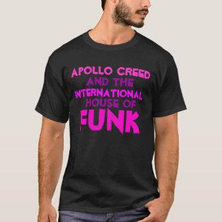 T-shirt Croyance d'Apollo, et, International, Chambre de,…