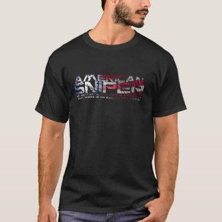 T-shirt Croyance de tireurs isolés