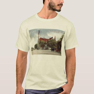 T-shirt Cru 1917 allemand de Chicago IL de parc de