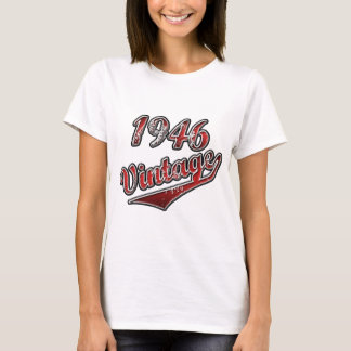 T-shirt Cru 1946