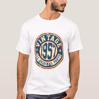 T-shirt Cru 1957 toutes les pièces d'original