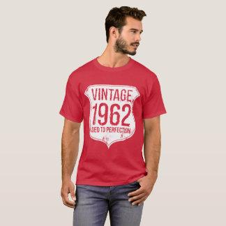 T-shirt Cru 1962 âgé à la perfection