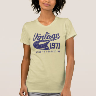T-shirt Cru 1971
