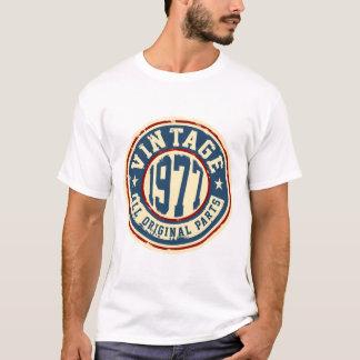 T-shirt Cru 1977 toutes les pièces d'original